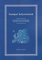 Európai helyesírások
